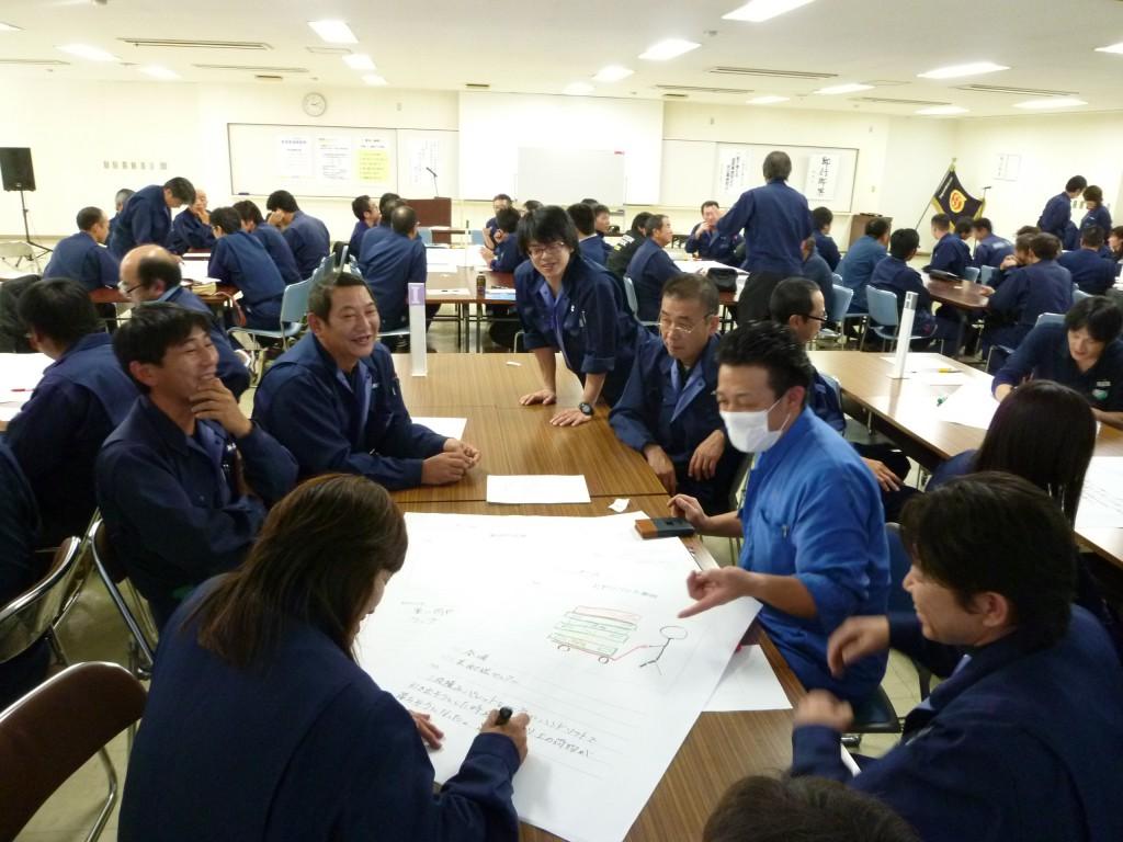 11月5日、「下期安全衛生大会」を開催しました