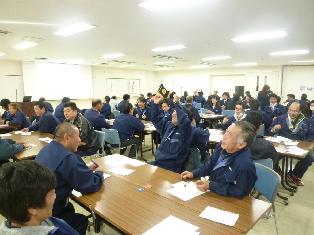 2月4日に下期マナーアップセミナーを開催しました